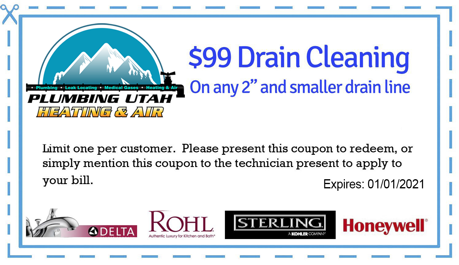 plumbing-utah-hvac-coupon-99-drain-cleaning