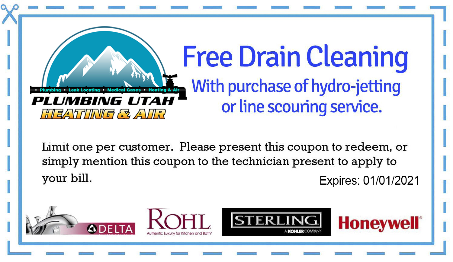 plumbing-utah-hvac-coupon-free-drain-cleaning